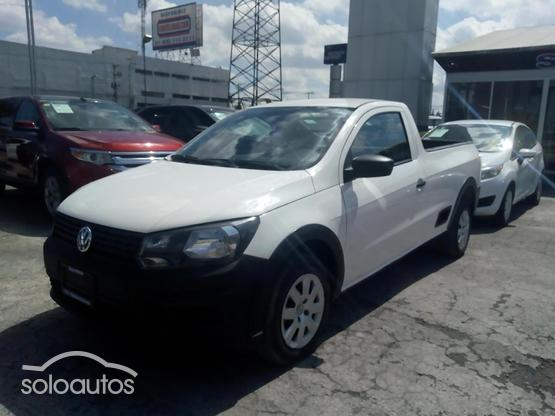 2017 Volkswagen Saveiro Doble Cab. Cross