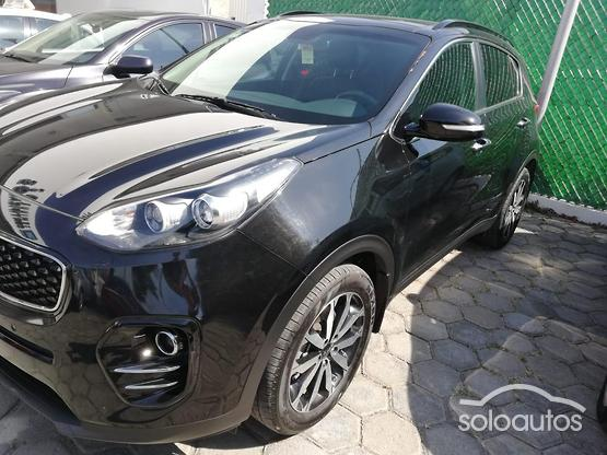 2017 KIA SPORTAGE EX 2.0 AT