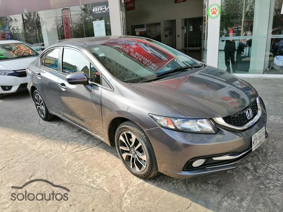 2014 Honda Civic EX MT 4drs