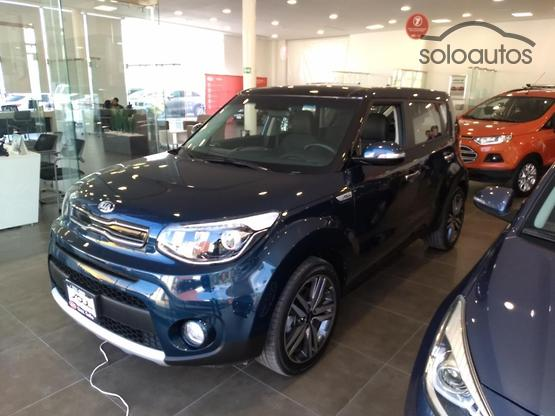 2018 KIA SOUL EX PACK 2.0 AT