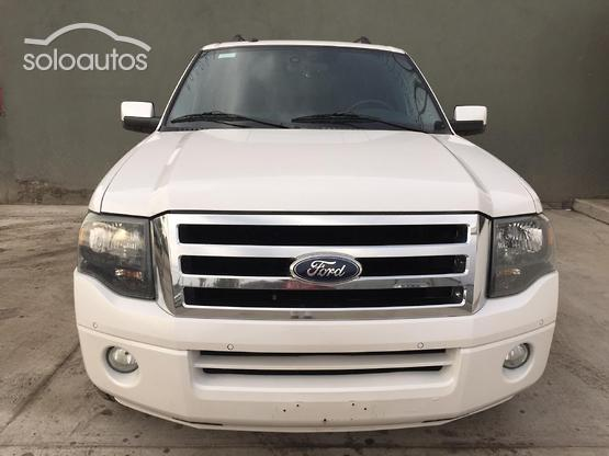 2013 Ford Expedition Limited 4x2 5.4 V8