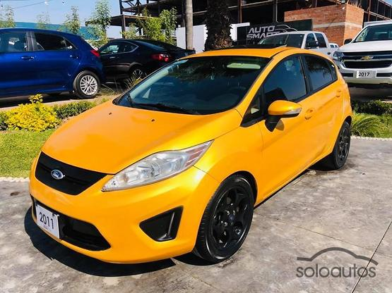 2011 Ford Fiesta SES MT