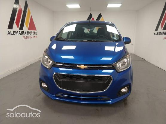 2018 Chevrolet Beat LTZ C TM