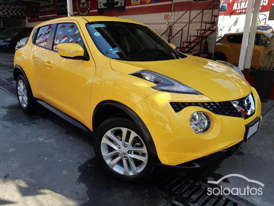 2017 Nissan Juke Advance CVT