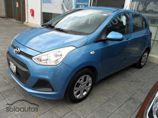 2016 Hyundai Grand i10 GL Mid Manual 1.2L