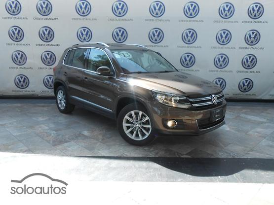 2013 Volkswagen Tiguan Turbo Piel Track & Fun 4Motion AT