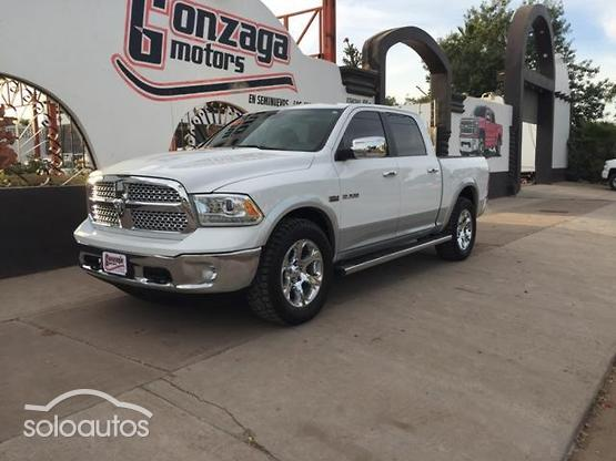 2016 Ram Ram 2500 2500 Laramie Limited Crew Cab 4x4 V8 8AT