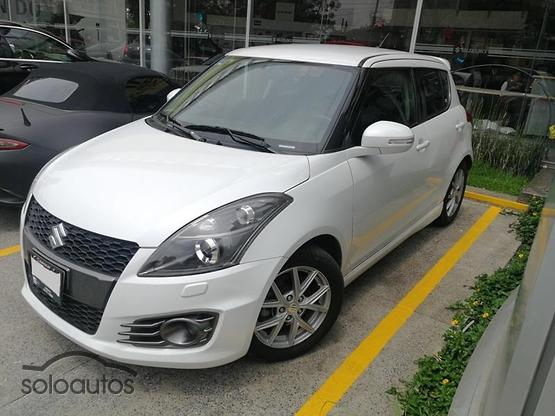 2016 Suzuki Swift Sport TM