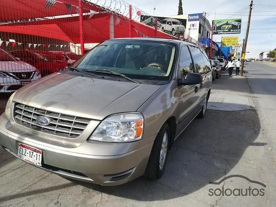 2004 Ford Freestar SE Tela