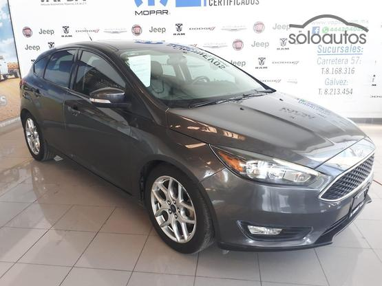2016 Ford Focus SE LUXURY TM 5 PTAS