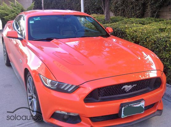2015 Ford Mustang GT Convertible V8 TA