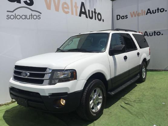 2015 Ford Expedition 3.5 XL 4x2 Max V6 AT