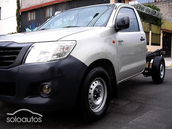 2013 Toyota Hilux Chasis Cabina