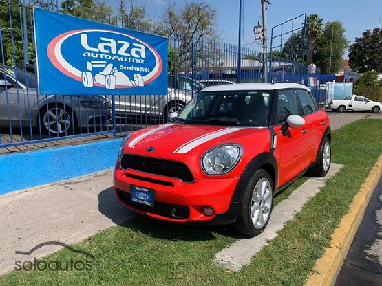 2013 MINI Countryman S Salt TA