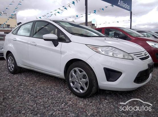 2011 Ford Fiesta S MT