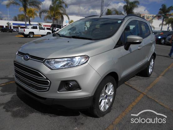2016 Ford EcoSport Trend TM