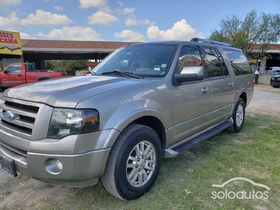 2009 Ford Expedition Max Limited 4x2