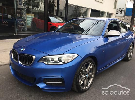 2016 BMW Serie 2 M235iA Coupe M Sport AT