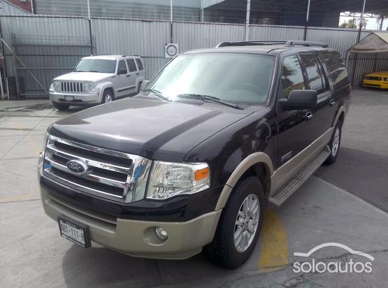 2007 Ford Expedition Eddie Bauer Max