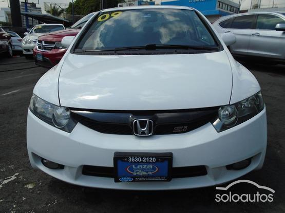 2009 Honda Civic Si Sedan MT