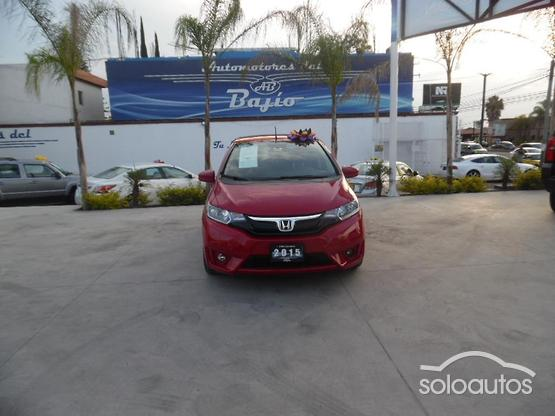 2015 Honda FIT 1.5 Cool MT