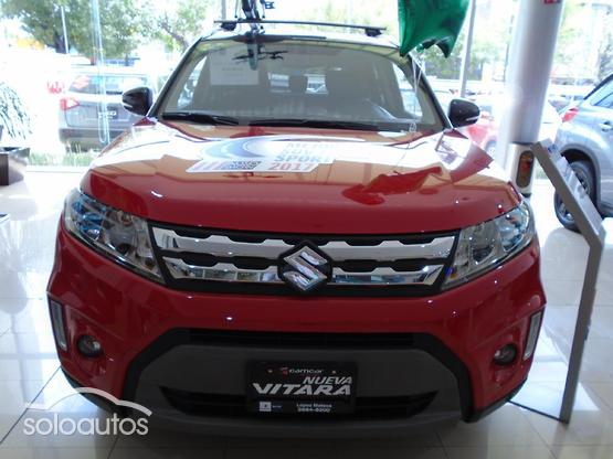 2018 Suzuki Vitara GLX AT