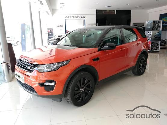 2017 Land Rover Discovery Sport 2.0 HSE LUXURY AT 4WD