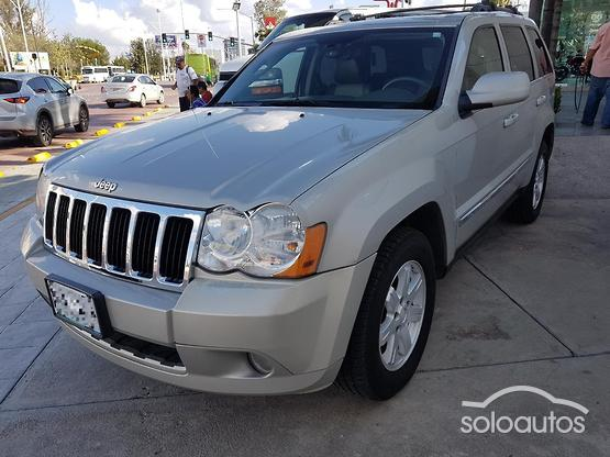 2009 Jeep Grand Cherokee Limited 4X2 4.7L V8 Power Tech