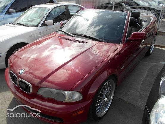 2001 BMW Series 3 330Ci Cabrio