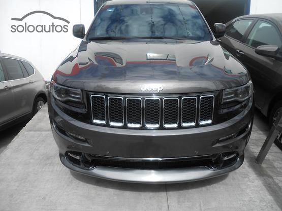 2014 Jeep Grand Cherokee SRT8 V8 6.4L Hemi 4X4