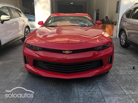 2017 Chevrolet Camaro LT Turbo AT A