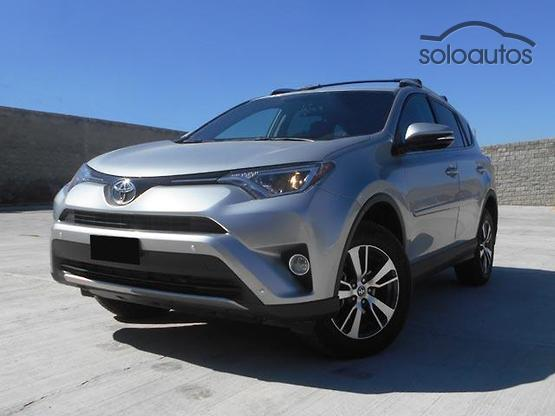 2017 Toyota RAV4 2.5 XLE AWD AT