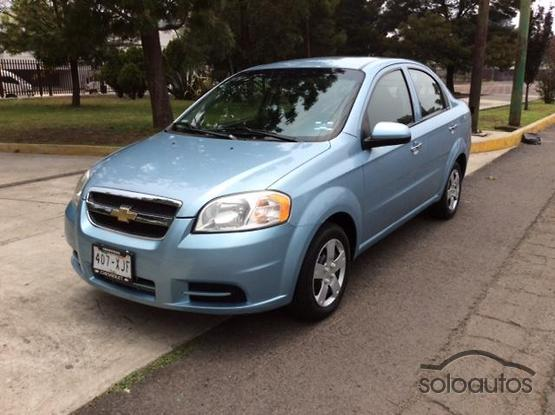 2011 Chevrolet Aveo AT F