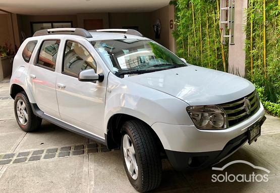 2015 Renault Duster 2.0 Dynamique Media Nav AT