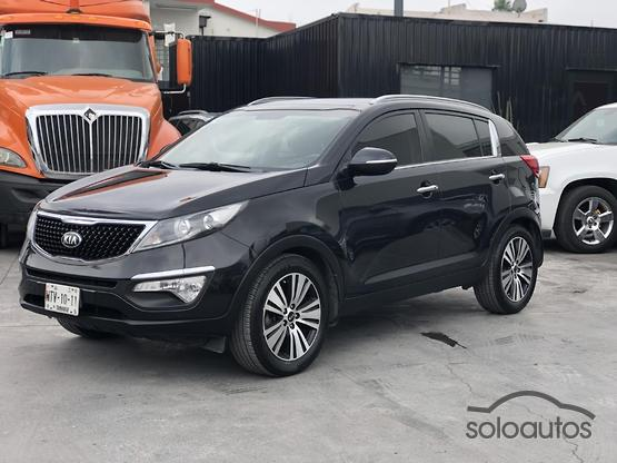 2016 KIA SPORTAGE EX PACK 2.0 AT