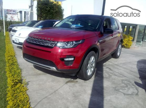 2015 Land Rover Discovery Sport 2.0 HSE Auto 4WD