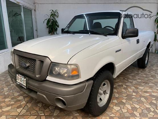 2008 Ford Ranger XL Caja Larga I4 TM