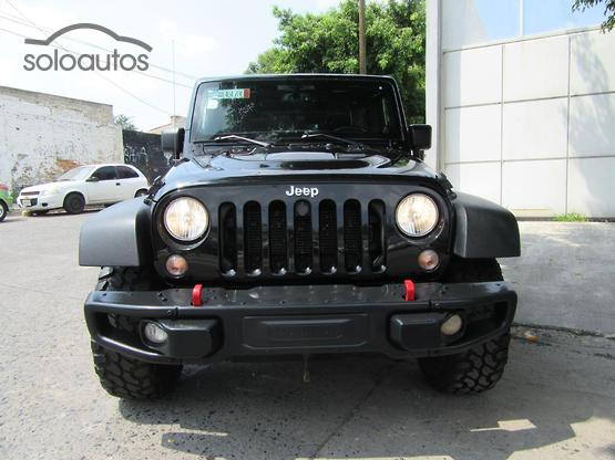 2014 Jeep Wrangler Unlimited Rubicon X 4x4 AT