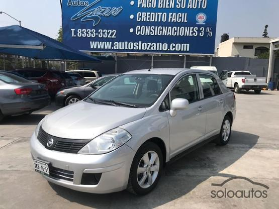 2014 Nissan Tiida Sedan Advance TM AC 1.8