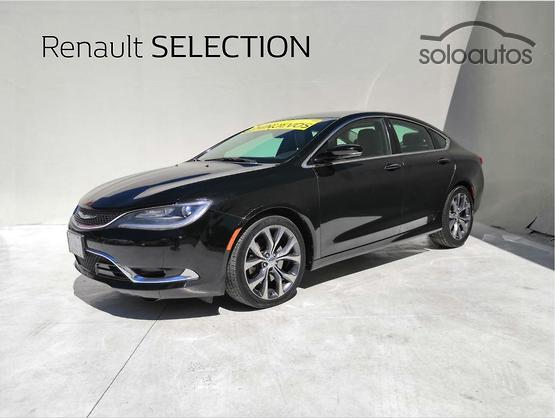 2015 Chrysler 200 2.4 C