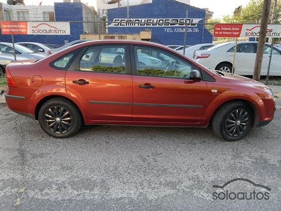 2008 Ford Focus Europa Ambiente AT