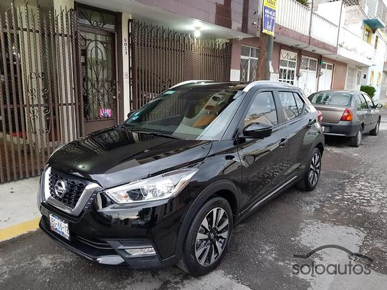 2018 Nissan Kicks 1.6 EXCLUSIVE LTS CVT A/C