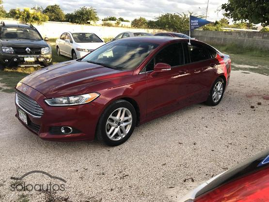 2014 Ford Fusion SE Luxury Plus Nav 2.0 GTDi