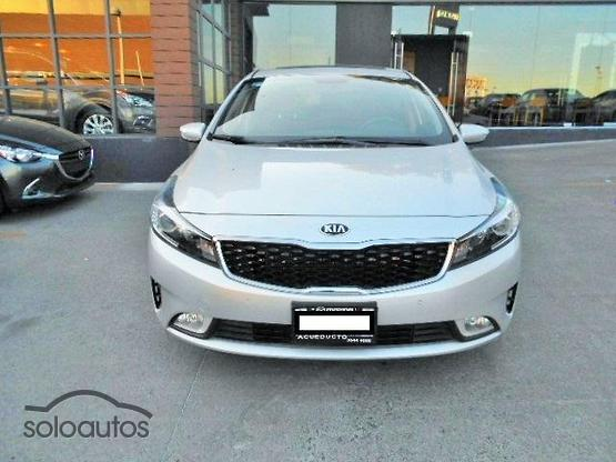 2017 KIA FORTE SX 2.0 AT HB