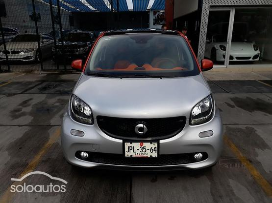 2017 Smart FORFOUR 0.9 PASSION TURBO
