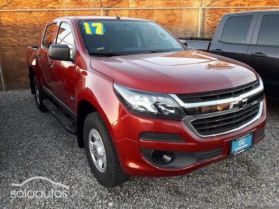 2017 Chevrolet S-10 LS Doble Cabina A