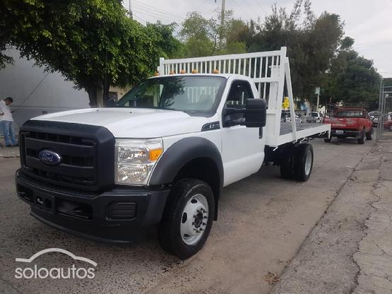 2016 Ford F-450 KTP 6.8 3V GAS TA