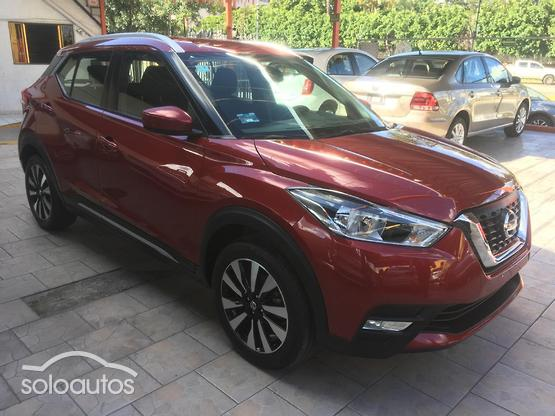 2017 Nissan Kicks 1.6 ADVANCE LTS CVT A/C