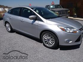 2012 Ford Focus SEL AT
