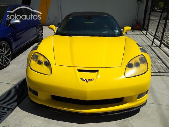 2013 Chevrolet Corvette Convertible 60 TA